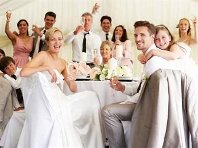 Прикольные вопросы на свадьбу для гостей