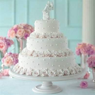 Как самому сделать свадебный торт 213