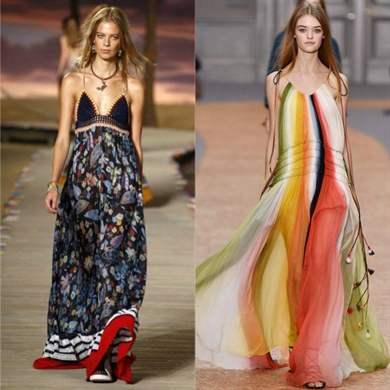Модели летних платьев доставка