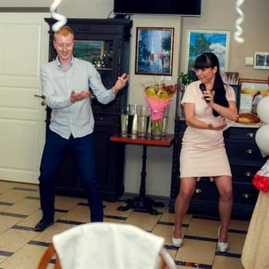 Нарезка на танцевальный конкурс на стульях