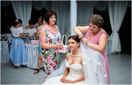 что означает знакомство на свадьбе
