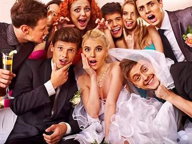 Вопросы гостям на свадьбе