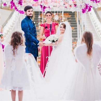 Трогательное поздравление от родителей невесты на свадьбе 17