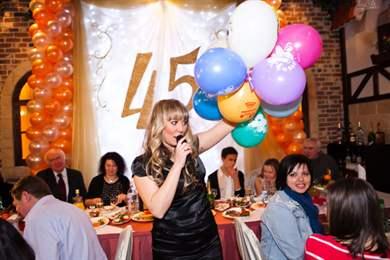 День рождения в кафе конкурсы
