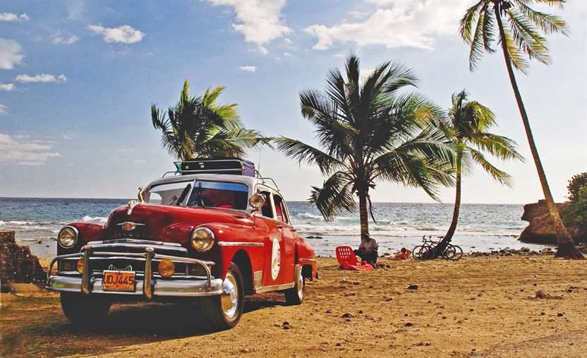 Куба на Новый год от 112300 рублей