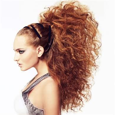 Причёски 90 х годов женские на длинные волосы