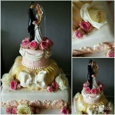 Сценарий как продать торт на свадьбе