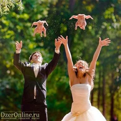 Все про свадьбу в картинках