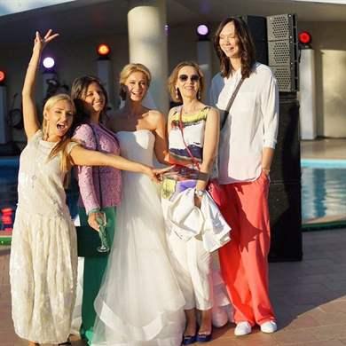 Смешные поздравления на свадьбу в виде сценки