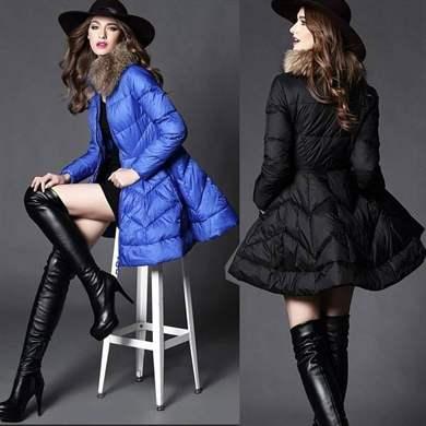 Куртки и юбки пуховики