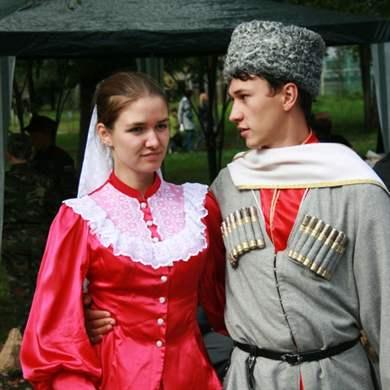 казачьи народные прически фото