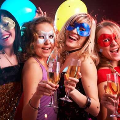 Женские вечеринки фото 90739 фотография