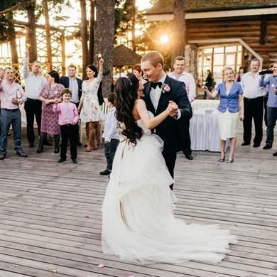 Песня для первого танца молодых на свадьбе на русском языке 2017
