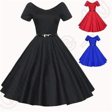 Купить Платье В Стиле Одри Хепберн