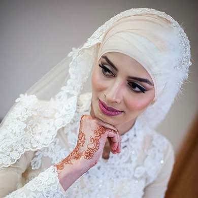 Интересные головные уборы невесты - модные тенденции этого года