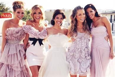 Платья свидетельнице на свадьбу