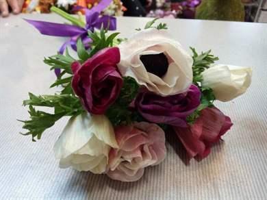 Букет невесты зимой: идеальные цветы для зимних букетов с фото