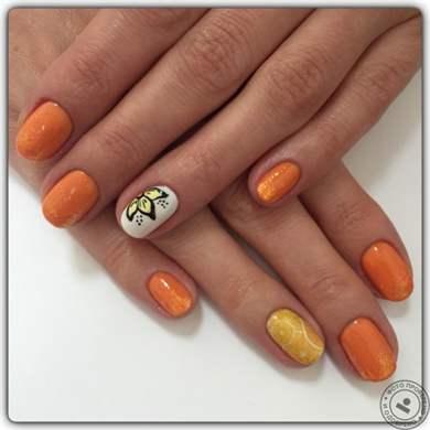 Рисунки на ногтях акриловыми красками фото поэтапно для начинающих