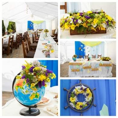 Свадьба в стиле ВДВ: организация и советы с фото-примерами