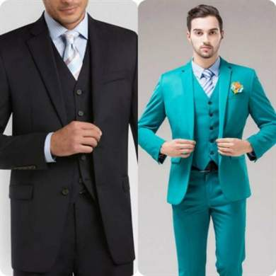 Подбор костюма к платью