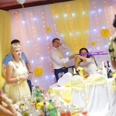 Третий тост за любовь на свадьбе