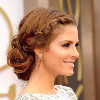 Классические прически на средние волосы для женщин за
