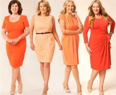 Стильные платья для женщин за 45 лет 4