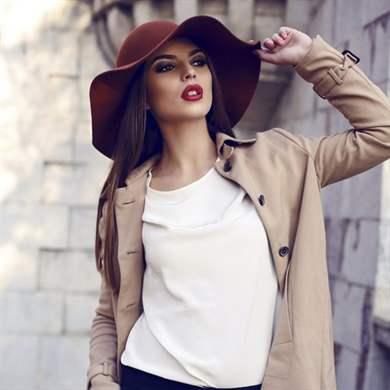 фото красиво одетых женщин