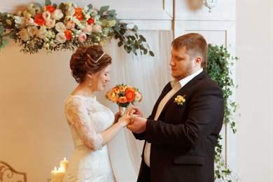 Сценарий небольшого свадебного вечера: советы по организации