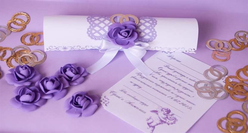 Открытки на свадьбу своими руками: мастер-классы с подробным описанием