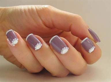 Дизайн на квадратные ногти