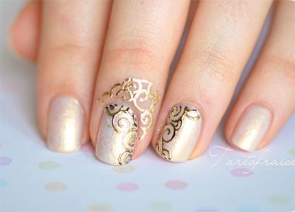Литье на ногтях дизайн фото