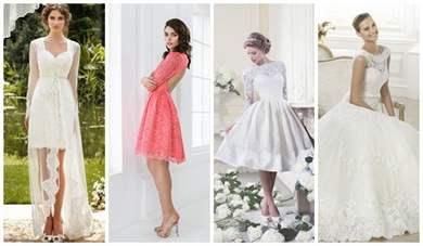 Платье для повторного брака