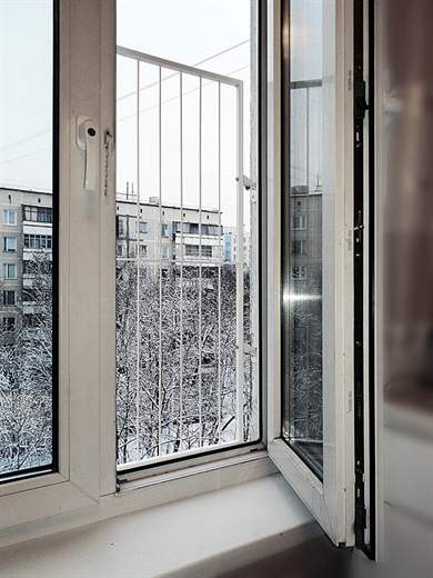 Решетки на пластиковые окна от детей