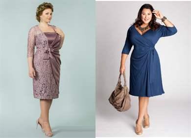 Фасон платья для женщин в 45 лет