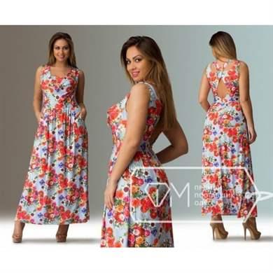 Модные летние сарафаны для женщин