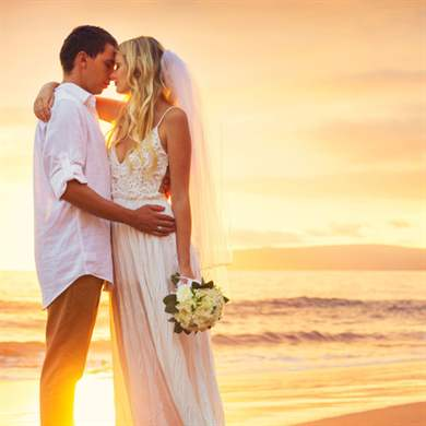 Как провести медовый месяц: лучшие идеи для отдыха