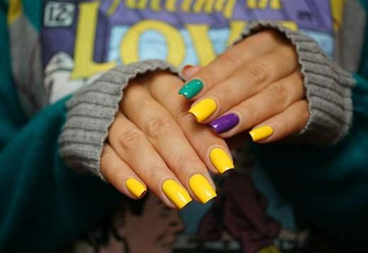 Дизайн ногтей фото: 270 фото, самый красивый дизайн ногтей 19