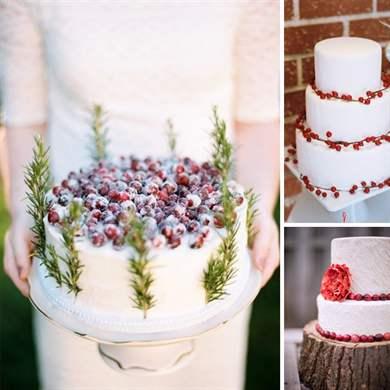 Зимний торт на свадьбу: как сделать своими руками и как украсить?