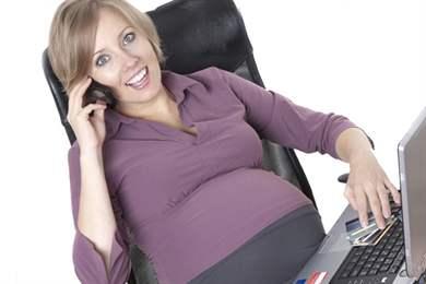 На имеет право беременная женщина на работе 81