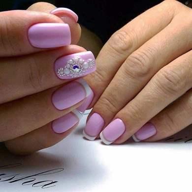 Как красить ногти правильно