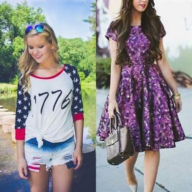 Модная Одежда На Лето