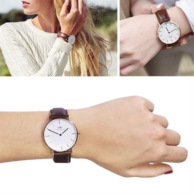 Daniel wellington часы женские купить в мск