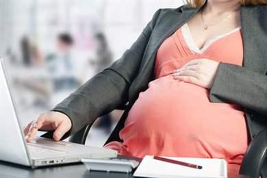 Сокращение на работе беременной