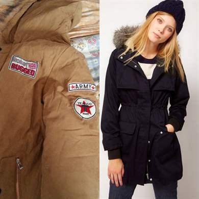 c3513c4579f9 Модные куртки весна-осень 2019 - модные тенденции и фото-подборка