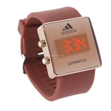 Женские электронные наручные часы