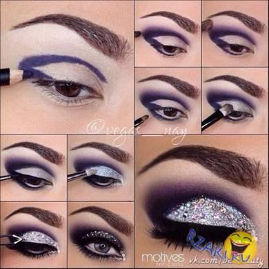 Красивый макияж со стрелками: советы, как сделать