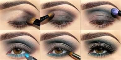 Как правильно рисовать стрелки на глазах подводкой пошаговое фото