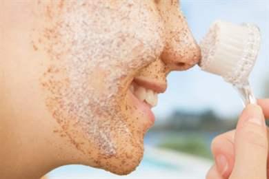 Что делать если кожа солёная