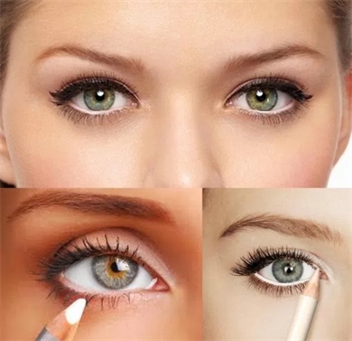 Makeup tips for small eyes